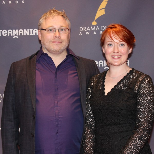 Gareth Fry and Laura Fry