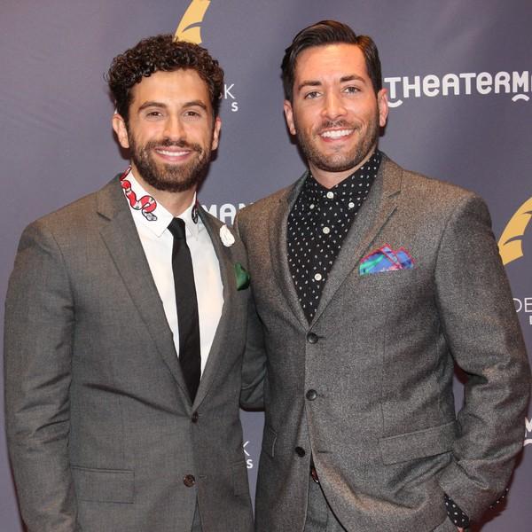 Brandon Uranowitz and Zachary Prince