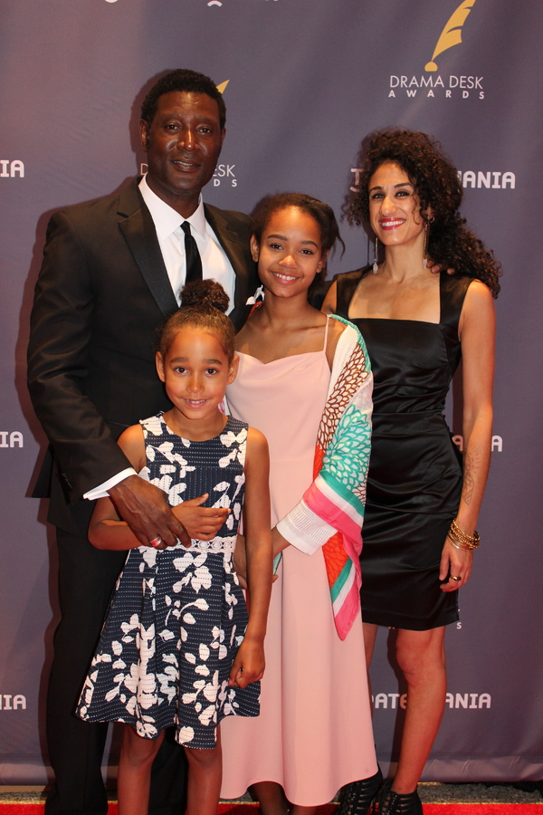 Marcus Shelby and family