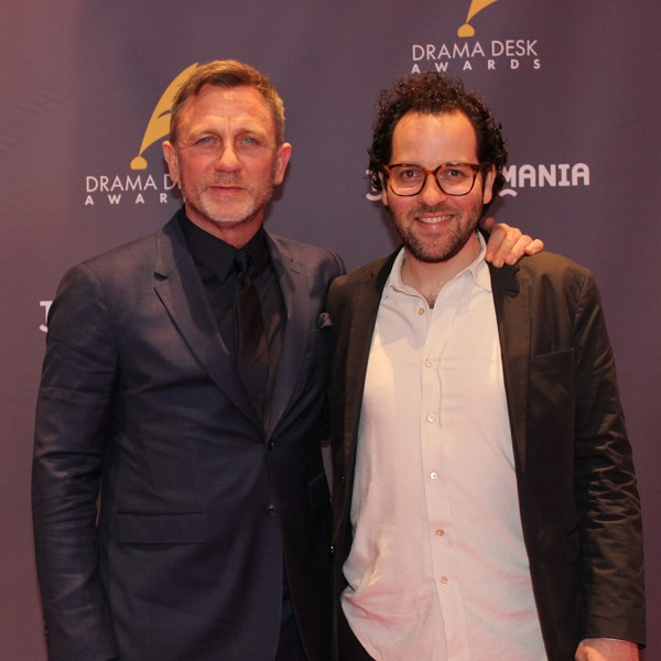 Daniel Craig and Sam Gold