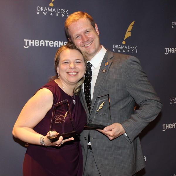 Irene Sankoff and David Hein