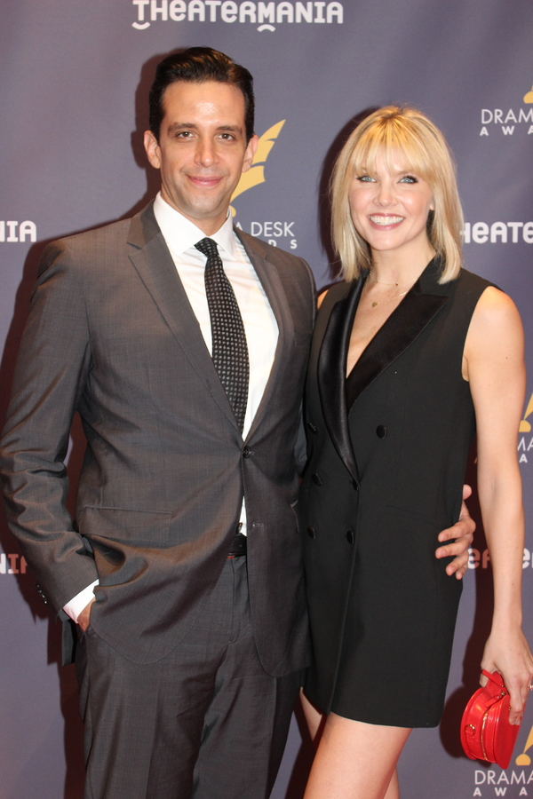 Photos: On the Red Carpet for the 62nd Annual Drama Desk Awards!