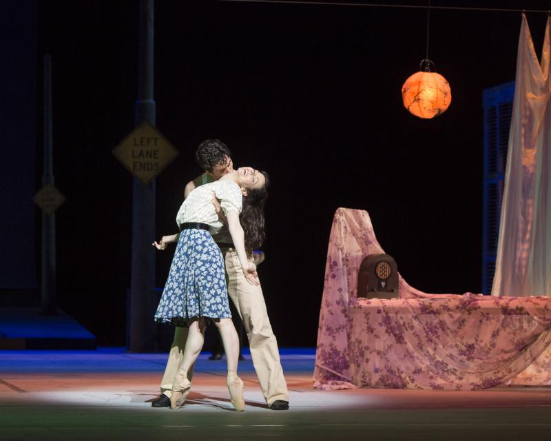 BWW Review: The National Ballet of Canada's A STREETCAR NAMED DESIRE is Breathtaking From Start to Finish