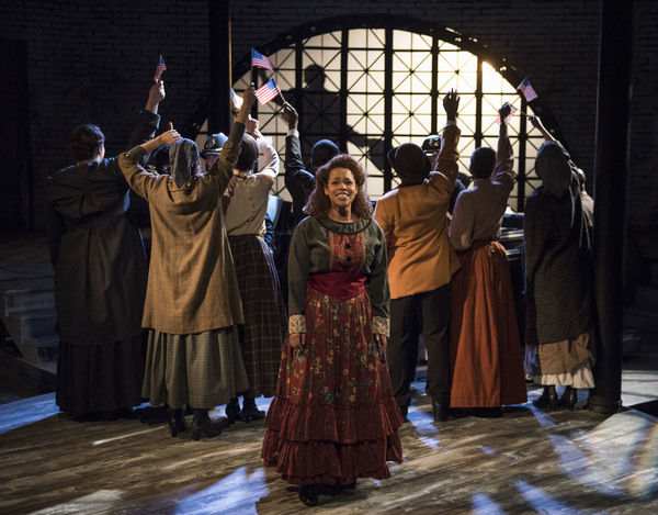 Photo Flash: Griffin Theatre Company Presents RAGTIME