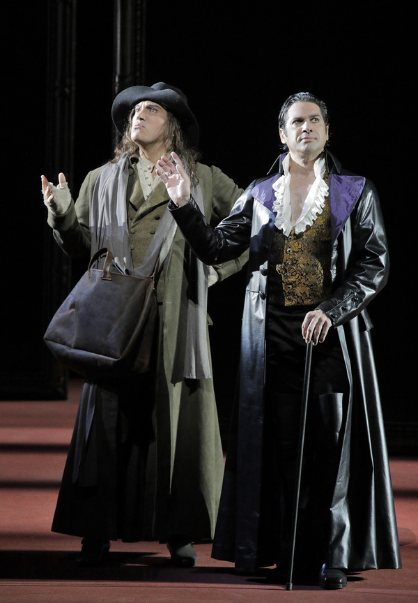 Erwin Schrott and Ildebrando D'Arcangelo Photo