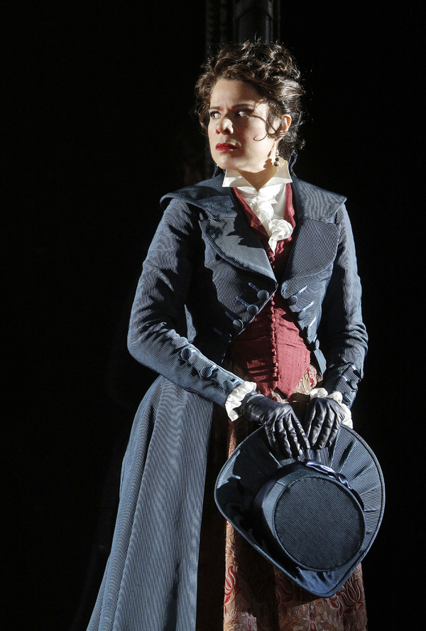 "the san francisco opera and the production of don giovanni 'don giovanni': less charming rogue, more sexual predator  for the last production of its  when san francisco opera presented ""don giovanni."