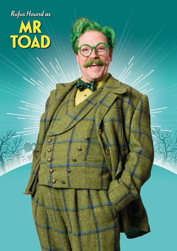 Photo Flash: First Look at THE WIND IN THE WILLOWS On Stage at London Palladium