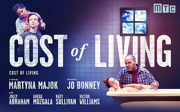 Save 35% on COST OF LIVING, MTC's New 'Deeply Affecting' Play