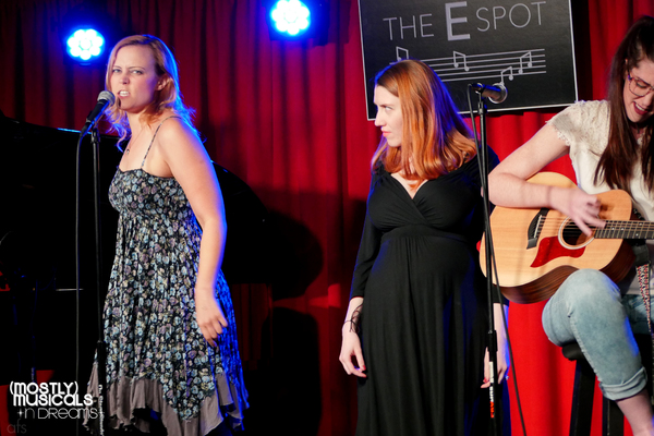 Emily Clark, Katrina Rennells, and Pamela Eberhardt