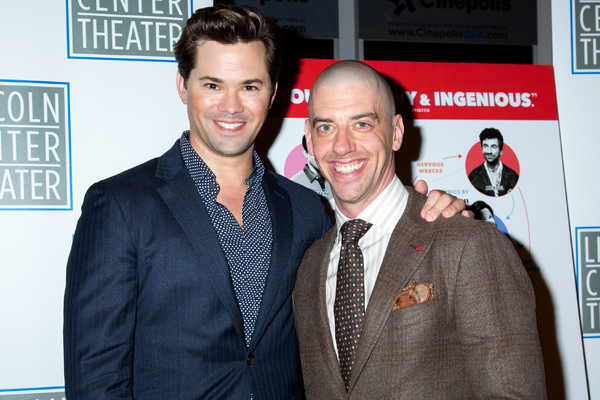 Photo Coverage: The FALSETTOS Family Reunites for Live from Lincoln Center Screening