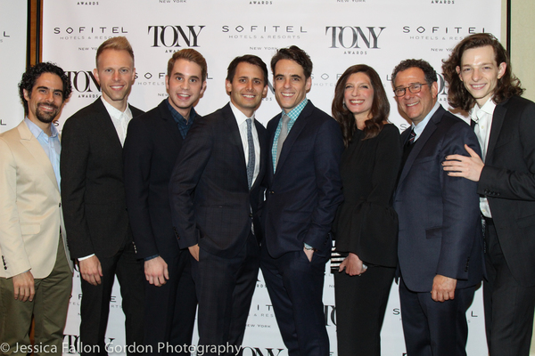 Photo Coverage: Tony Nominees Celebrate the Special Honorees of 2017!