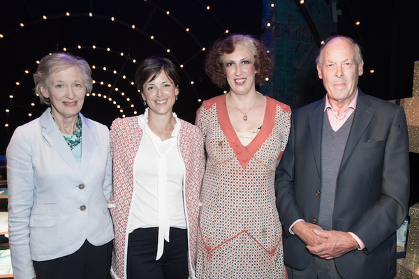 Diana, Alice, Miranda and David Hart