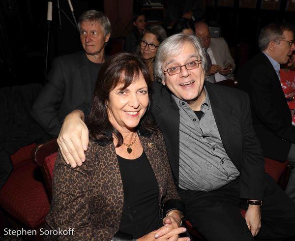 Paula Kaminsky Davis & Paul Rolnick
