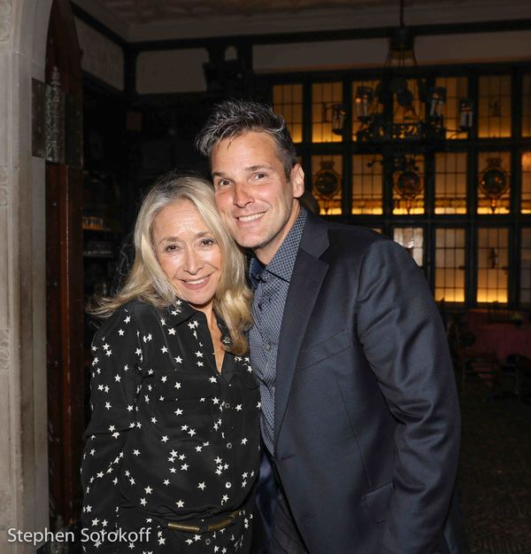 Eda Sorokoff & Hugh Panaro