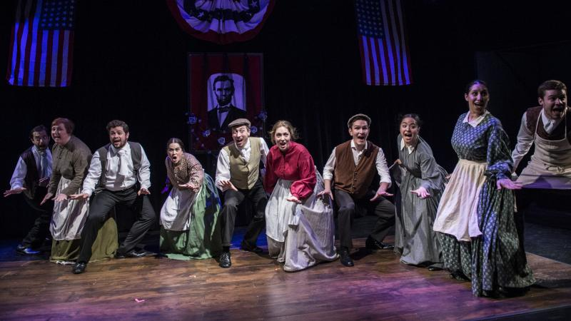 BWW Review: CRAZY MARY LINCOLN at Pallas Theatre Collective