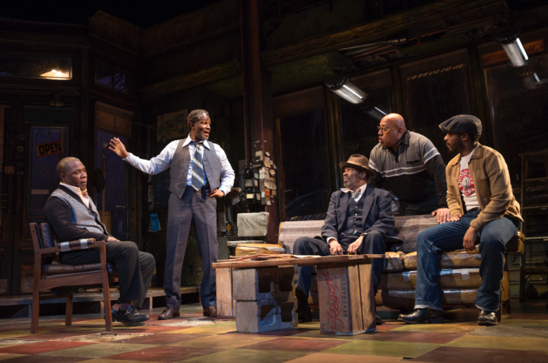 Broadway By Design: David Gallo, Jane Cox and Toni-Leslie James Bring JITNEY from Page to Stage