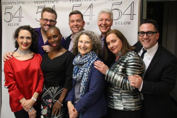 Stephen Wallem, Billy Mitchell, Tony Sheldon, Bene Neuwirth, Brenda Braxton, Donna Li Photo