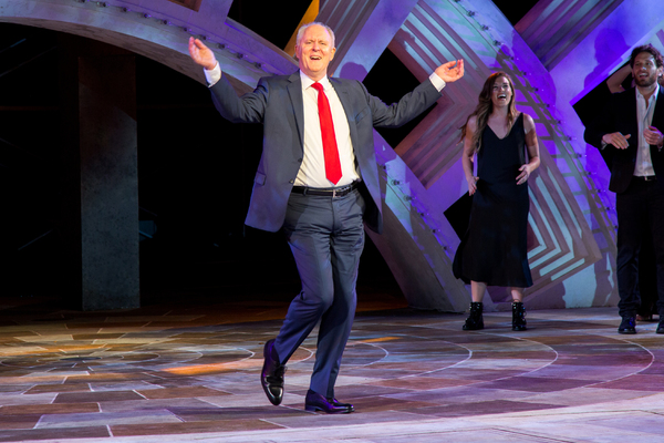BWW Morning Brief October 19th, 2017: TORCH SONG Opens, Broadway Unites for Puerto Rico, and More!