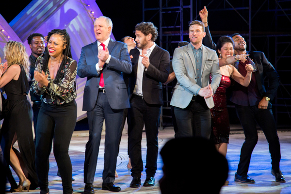 Sasha Allen, John Lithgow, Eric William Morris, Claybourne Elder, Ruthie Ann Miles, Charl Brown