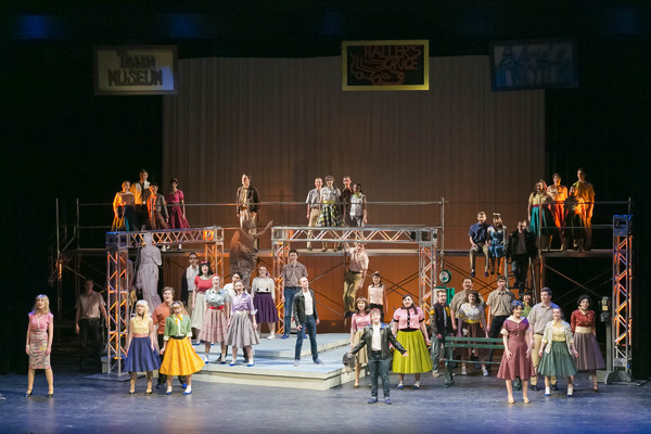 Photo Flash: Broadway In Chicago Celebrates Winners of 2017 Illinois High School Musical Theatre Awards