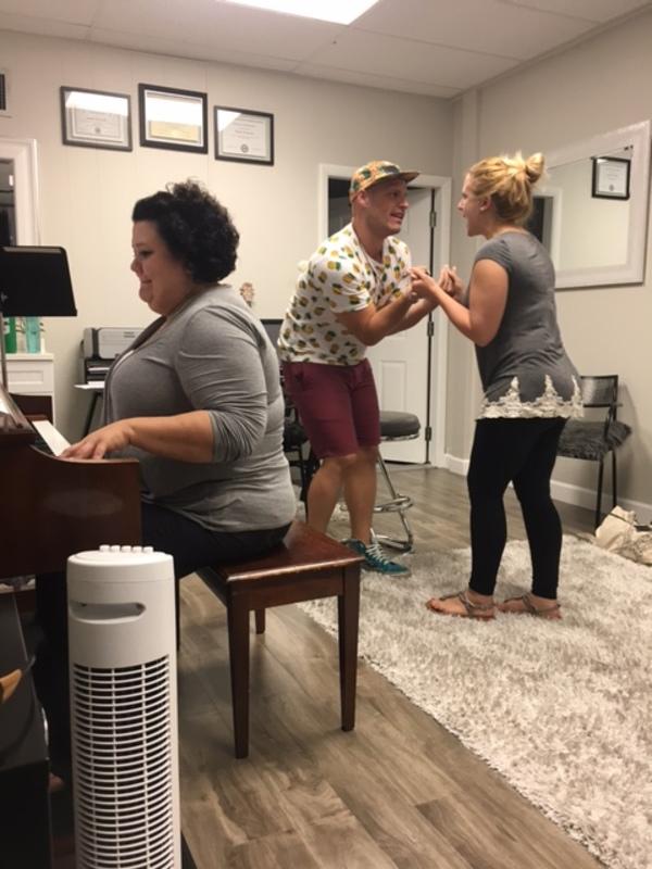 Erin Robere, Renee Monico, Elaine Pechacek Photo