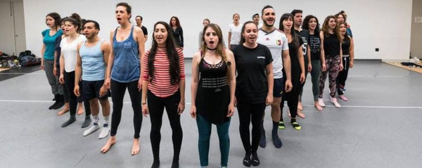 Photo Flash: R.Evolucion Latina Artist Training Program Rounds Out 10th Year