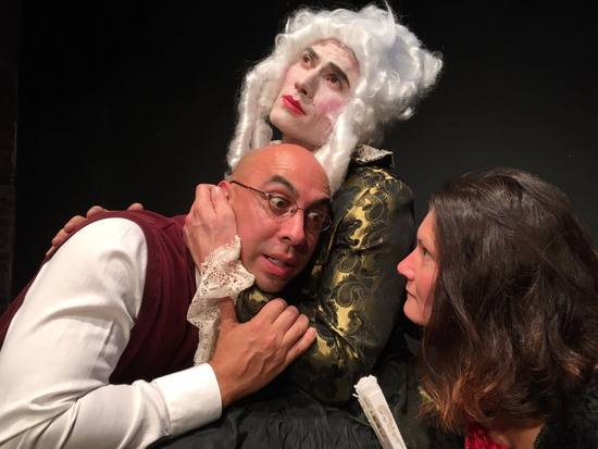 BWW Review: Characters Defend Their Worth in UNSPOKEN: SHAKESPEARE'S PERSONAE IN PERIL