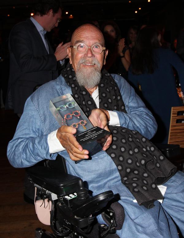 Chuck Close Photo