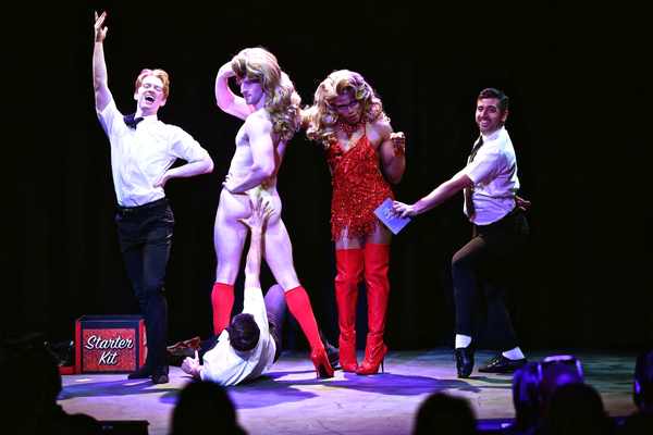 Photo Flash: BROADWAY BARES FIRE ISLAND 2017 Makes Stage Classics Sizzle