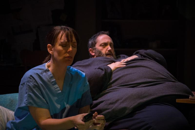 BWW Review: Knight's Performance Elevates Verge Theater Company's THE WHALE