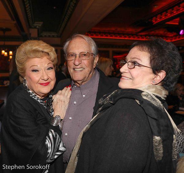 Marilyn Maye, Steve Baruch, Eda Baruch
