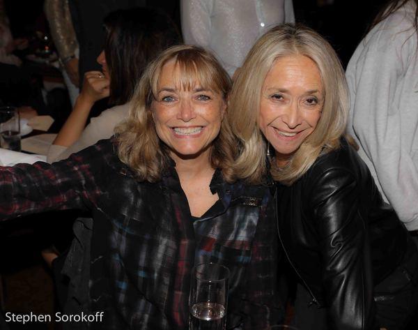 Karen Allen & Eda Sorokoff