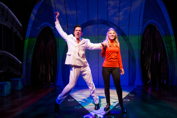 Photo Flash: First Look at ATTACK OF THE ELVIS IMPERSONATORS at Theatre Row