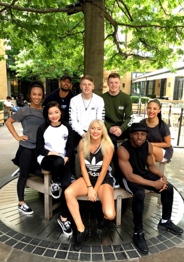 Photo Flash: Meet the New Dancers Moonwalking into West End's THRILLER LIVE