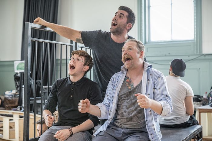BWW Interview: Simon Lipkin Talks THE WIND IN THE WILLOWS