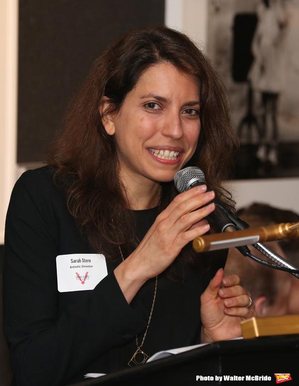 Sarah Stern in New York City.