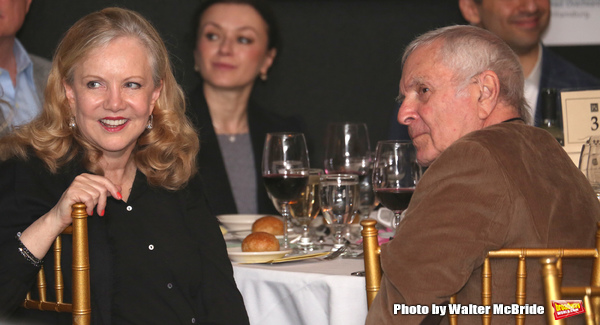 Susan Stroman and John Kander