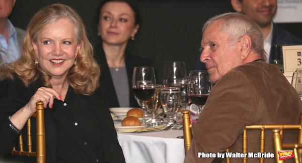 Susan Stroman and John Kander