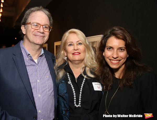 Douglas Aibel, Paula Marie Black and Sarah Stern