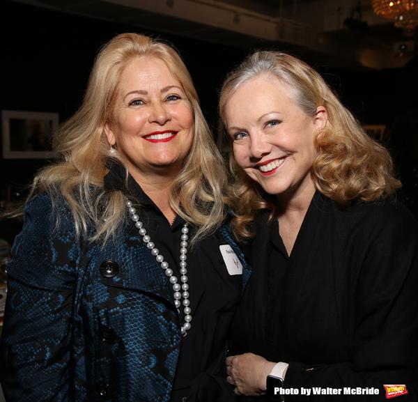 Paula Marie Black and Susan Stroman