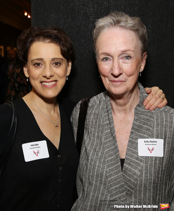 Judy Kuhn and Kathleen Chalfant