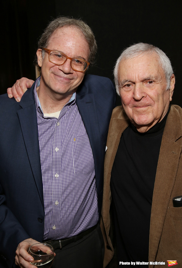 Douglas Aibel and John Kander