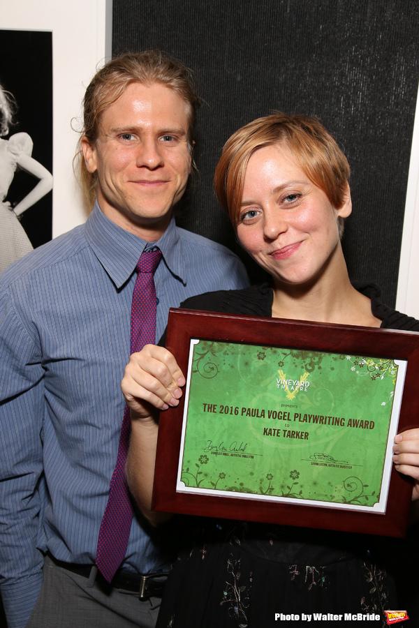Matt Patterson and Kate Tarker  Photo
