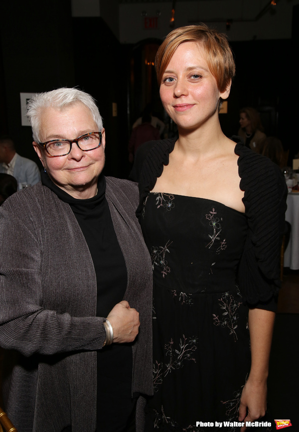 Paula Vogel and Kate Tarker