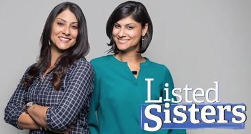 HGTV Premieres Season 2 of Hit Series LISTED SISTERS, 7/12