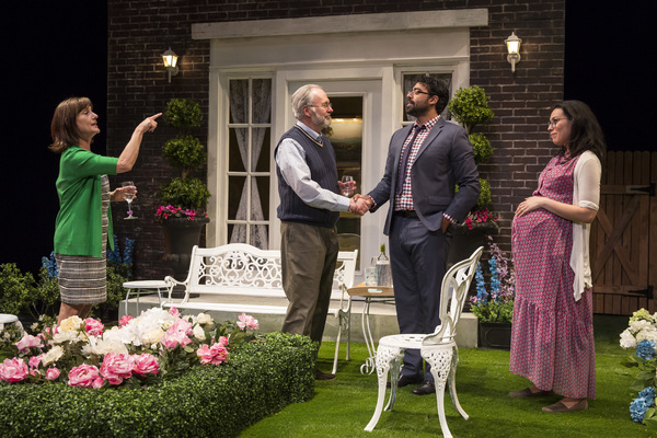 Photo Flash: First Look at NATIVE GARDENS at Victory Gardens Theater