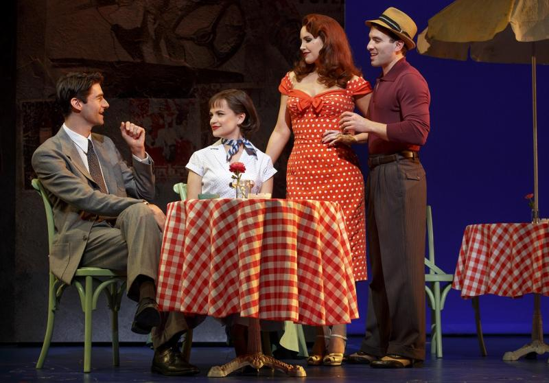 BWW Review: Broadway-Bound ROMAN HOLIDAY is A Sweet Confection