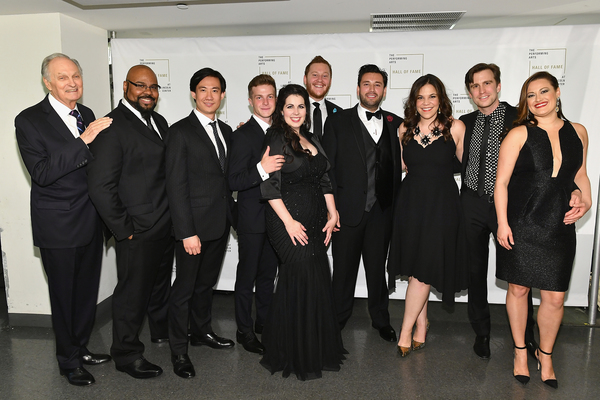 Alan Alda, James Monroe Iglehart, Yunpeng Wang, Petr Nekoranec, Lindsay Mendez, Gavin Creel, Ashley Brown