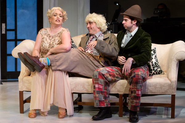 Photo Flash: Mad Cow Theatre presents The Marx Brothers Musical Comedy ANIMAL CRACKERS