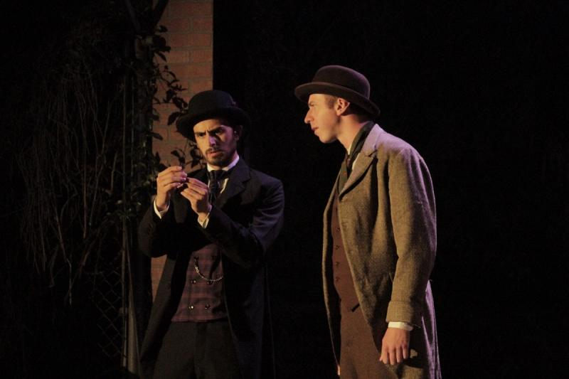 BWW Review: Can You Solve the Mystery of HOLMES, SHERLOCK, AND THE CONSULTING DETECTIVE?